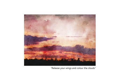 Midlothian Sunset